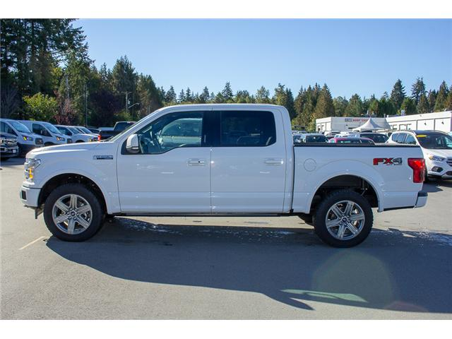 2018 Ford F-150 Lariat (Stk: 8F14177) in Surrey - Image 4 of 30