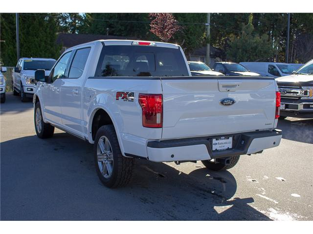 2018 Ford F-150 Lariat (Stk: 8F14177) in Surrey - Image 5 of 30