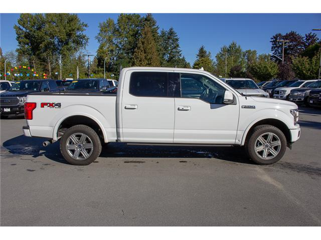 2018 Ford F-150 Lariat (Stk: 8F14177) in Surrey - Image 8 of 30