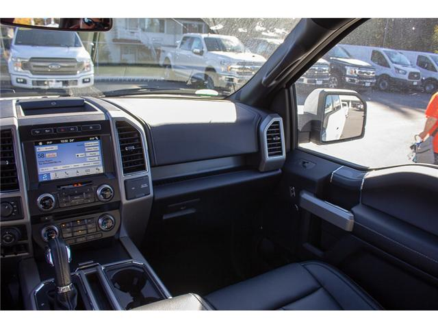 2018 Ford F-150 Lariat (Stk: 8F14177) in Surrey - Image 18 of 30