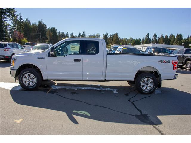 2018 Ford F-150 XLT (Stk: 8F14261) in Surrey - Image 4 of 29