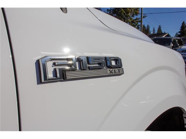 2018 Ford F-150 XLT (Stk: 8F14262) in Surrey - Image 9 of 26