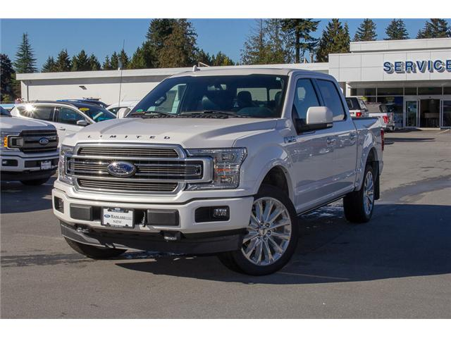 2018 Ford F-150 Limited (Stk: 8F16353) in Surrey - Image 3 of 30