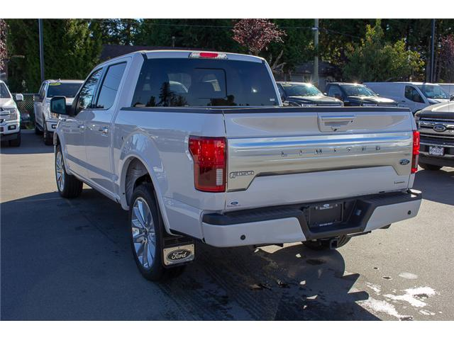 2018 Ford F-150 Limited (Stk: 8F16353) in Surrey - Image 5 of 30