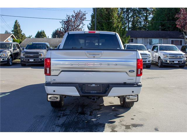 2018 Ford F-150 Limited (Stk: 8F16353) in Surrey - Image 6 of 30