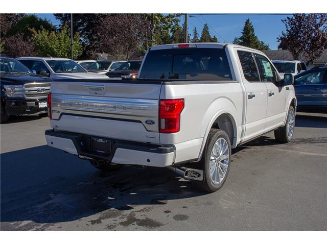 2018 Ford F-150 Limited (Stk: 8F16353) in Surrey - Image 7 of 30