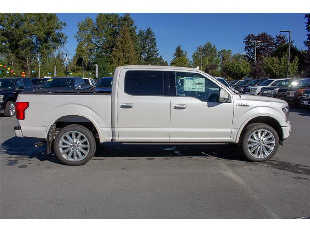 2018 Ford F-150 Limited (Stk: 8F16353) in Surrey - Image 8 of 30