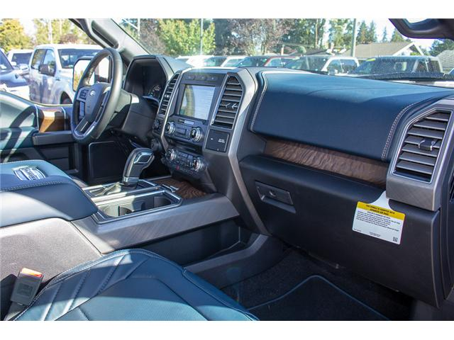 2018 Ford F-150 Limited (Stk: 8F16353) in Surrey - Image 22 of 30