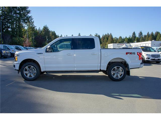 2018 Ford F-150  (Stk: 8F17300) in Surrey - Image 4 of 30