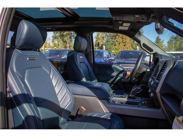 2018 Ford F-150 Limited (Stk: 8F16353) in Surrey - Image 23 of 30