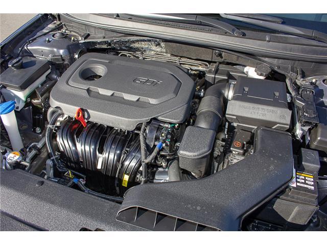 2018 Hyundai Sonata 2.4 Sport (Stk: P6988) in Surrey - Image 9 of 28