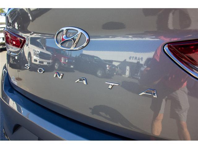 2018 Hyundai Sonata 2.4 Sport (Stk: P6988) in Surrey - Image 10 of 28