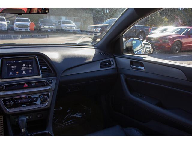2018 Hyundai Sonata 2.4 Sport (Stk: P6988) in Surrey - Image 15 of 28