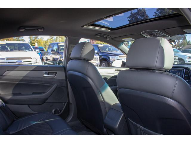 2018 Hyundai Sonata 2.4 Sport (Stk: P6988) in Surrey - Image 16 of 28
