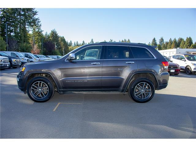 2017 Jeep Grand Cherokee Limited (Stk: P9333) in Surrey - Image 4 of 30