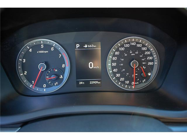 2018 Hyundai Sonata 2.4 Sport (Stk: P6988) in Surrey - Image 22 of 28