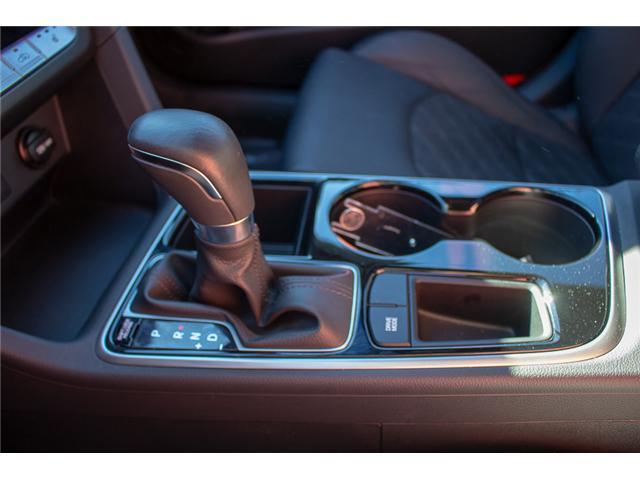 2018 Hyundai Sonata 2.4 Sport (Stk: P6988) in Surrey - Image 26 of 28