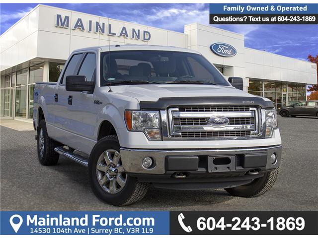 2013 Ford F-150 XLT (Stk: 8F10278A) in Surrey - Image 1 of 29
