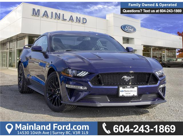 2019 Ford Mustang  (Stk: 9MU1280) in Surrey - Image 1 of 28