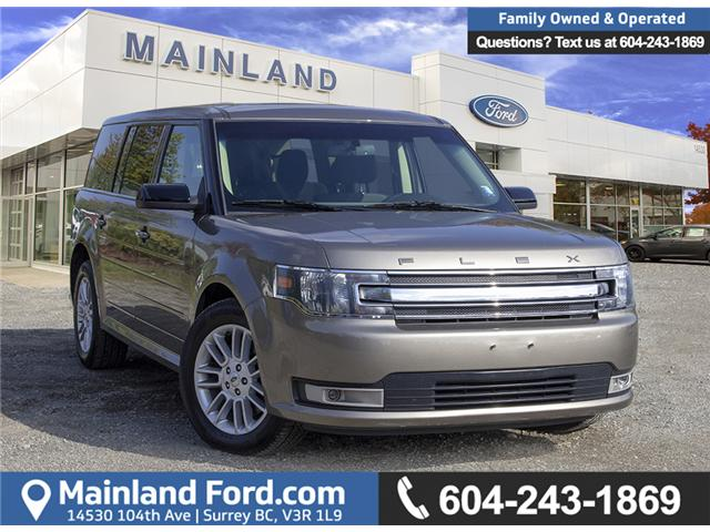 2014 Ford Flex SEL (Stk: P1245A) in Surrey - Image 1 of 28