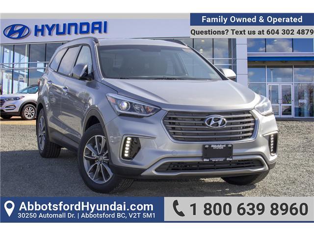2018 Hyundai Santa Fe XL Base (Stk: JF284501) in Abbotsford - Image 1 of 30