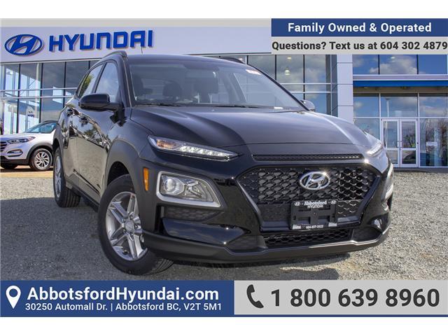 2019 Hyundai KONA 2.0L Essential (Stk: KK204212) in Abbotsford - Image 1 of 30