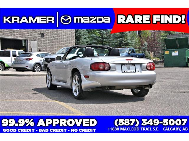 2001 Mazda MX-5 Miata 1.8 (Stk: K7643) in Calgary - Image 2 of 13
