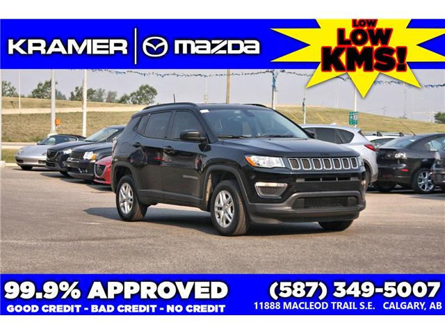 2018 Jeep Compass Sport (Stk: N4102A) in Calgary - Image 21 of 23