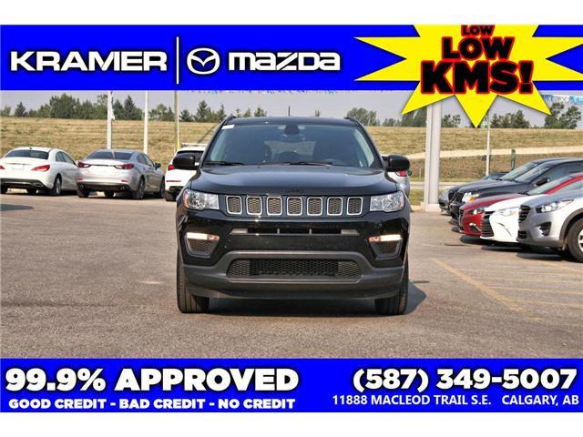 2018 Jeep Compass Sport (Stk: N4102A) in Calgary - Image 22 of 23
