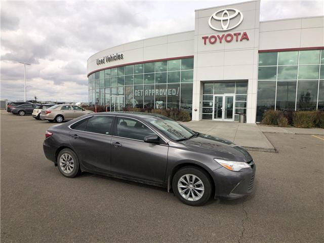 2017 Toyota Camry LE (Stk: 284236) in Calgary - Image 1 of 16