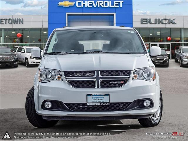 2017 Dodge Grand Caravan Crew (Stk: 28112) in Georgetown - Image 2 of 27