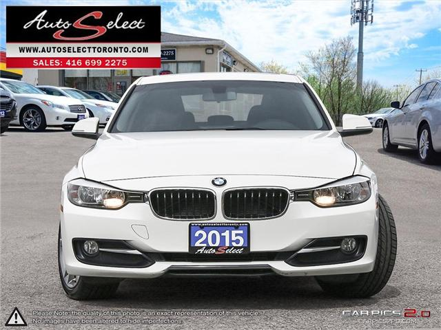 2015 BMW 320i xDrive (Stk: 15SPN1T7) in Scarborough - Image 2 of 28