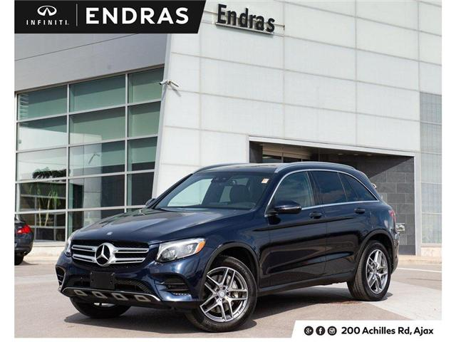 2017 Mercedes-Benz GLC 300 Base (Stk: P0685) in Ajax - Image 1 of 25