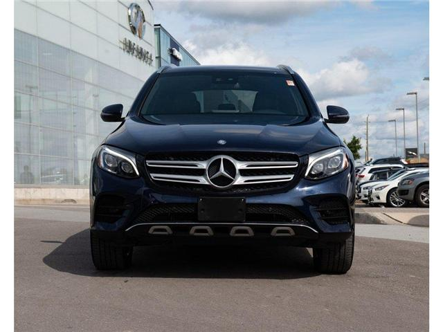 2017 Mercedes-Benz GLC 300 Base (Stk: P0685) in Ajax - Image 2 of 25