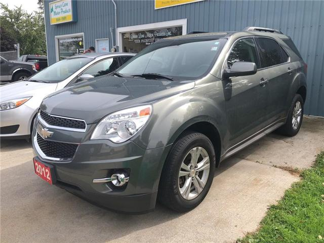 2012 Chevrolet Equinox 1LT (Stk: 2GNFLE) in Belmont - Image 1 of 14