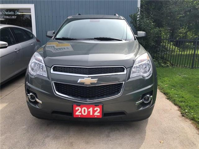 2012 Chevrolet Equinox 1LT (Stk: 2GNFLE) in Belmont - Image 3 of 14