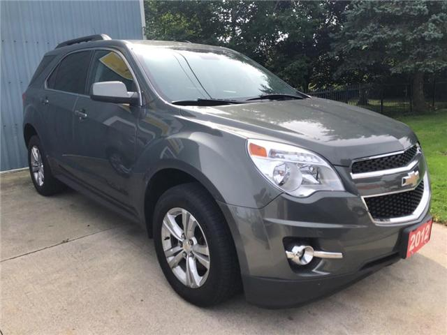 2012 Chevrolet Equinox 1LT (Stk: 2GNFLE) in Belmont - Image 4 of 14