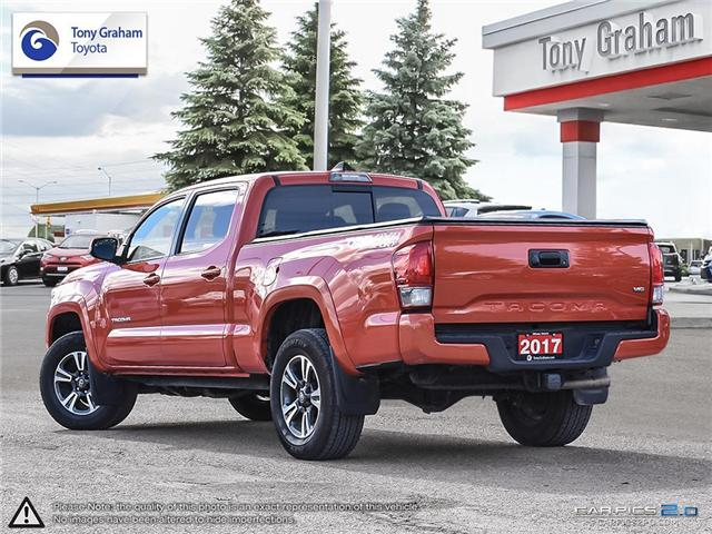 2017 Toyota Tacoma TRD Off Road (Stk: E7602A) in Ottawa - Image 4 of 27