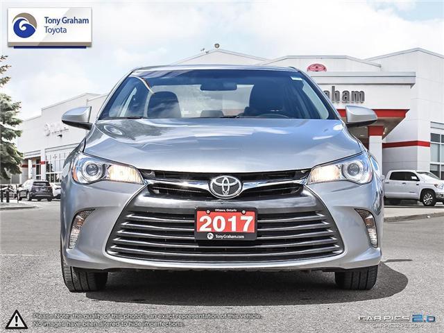 2017 Toyota Camry LE (Stk: U9012) in Ottawa - Image 2 of 27