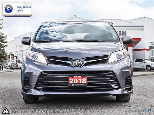 2018 Toyota Sienna LE 8-Passenger (Stk: U9021) in Ottawa - Image 2 of 26