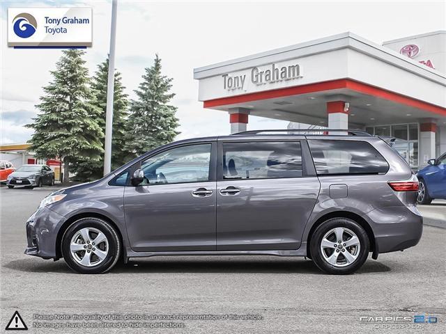 2018 Toyota Sienna LE 8-Passenger (Stk: U9021) in Ottawa - Image 3 of 26
