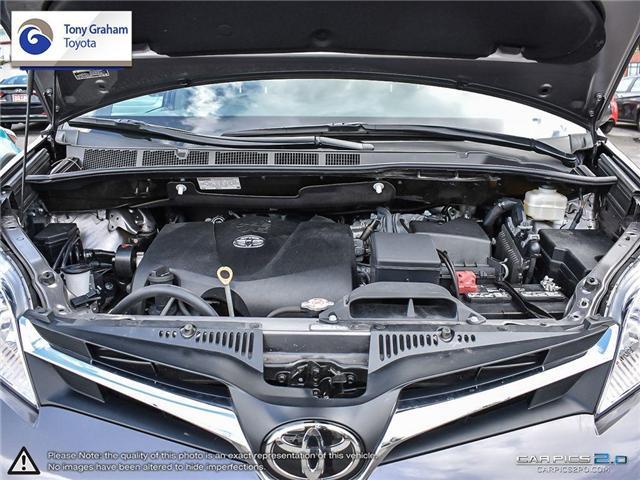 2018 Toyota Sienna LE 8-Passenger (Stk: U9021) in Ottawa - Image 8 of 26