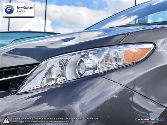 2018 Toyota Sienna LE 8-Passenger (Stk: U9021) in Ottawa - Image 10 of 26