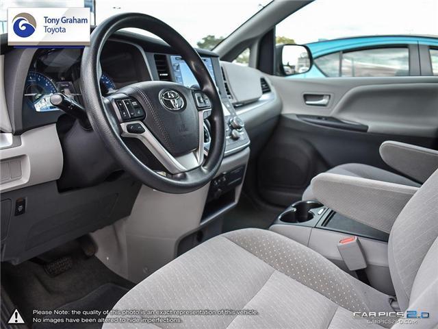 2018 Toyota Sienna LE 8-Passenger (Stk: U9021) in Ottawa - Image 13 of 26