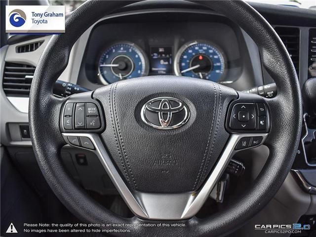 2018 Toyota Sienna LE 8-Passenger (Stk: U9021) in Ottawa - Image 14 of 26
