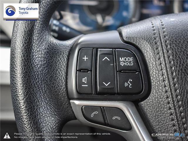 2018 Toyota Sienna LE 8-Passenger (Stk: U9021) in Ottawa - Image 17 of 26