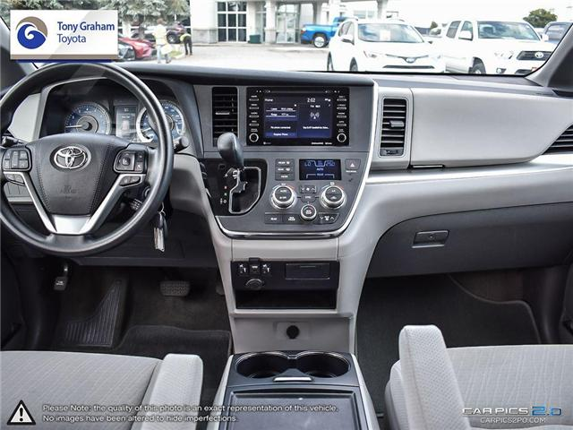 2018 Toyota Sienna LE 8-Passenger (Stk: U9021) in Ottawa - Image 24 of 26