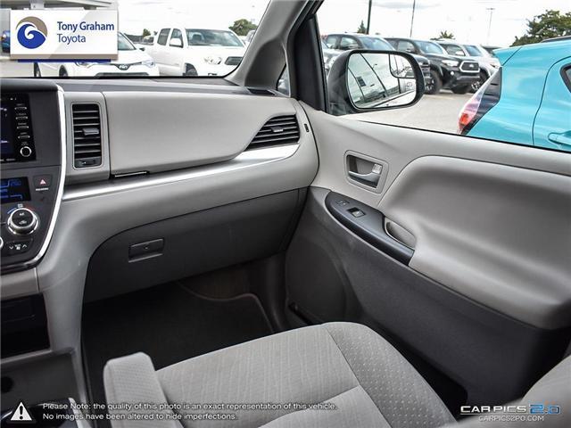 2018 Toyota Sienna LE 8-Passenger (Stk: U9021) in Ottawa - Image 25 of 26