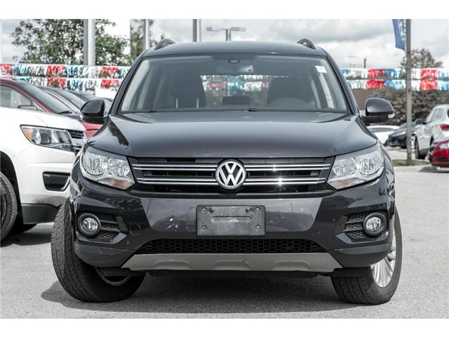 2016 Volkswagen Tiguan  (Stk: 7760PR) in Mississauga - Image 2 of 20