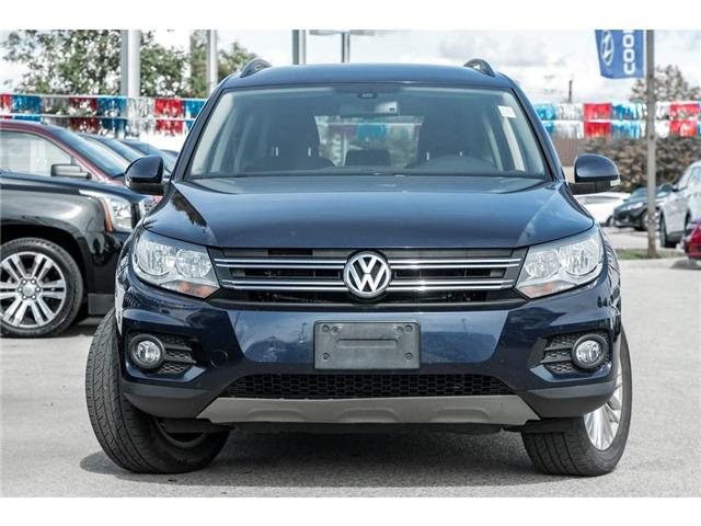 2016 Volkswagen Tiguan  (Stk: 7757PR) in Mississauga - Image 2 of 20